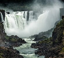 Iguaza Falls - No. 3 by photograham