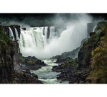 Iguaza Falls - No. 3 Photographic Print