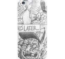 Chapter 3: page 4 iPhone Case/Skin