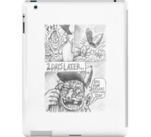 Chapter 3: page 4 iPad Case/Skin