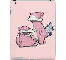 Number 79 and 80 iPad Case/Skin