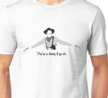 Tombstone: Larger Daisy Unisex T-Shirt