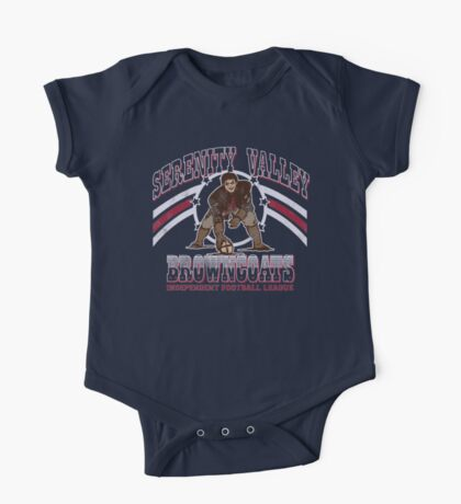 GO Browncoats One Piece - Short Sleeve