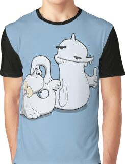 Number 86 and 87 Graphic T-Shirt