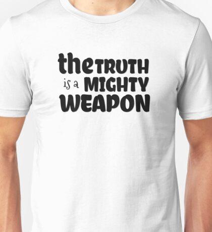 inspirational free speech revolution riot t shirts Unisex T-Shirt