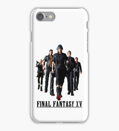 Final Fantasy XV iPhone Case/Skin