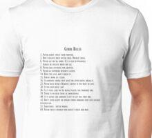 Gibbs Rules Unisex T-Shirt