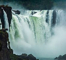 Iguaza Falls - No. 4 by photograham