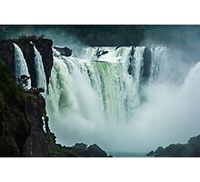 Iguaza Falls - No. 4 Photographic Print