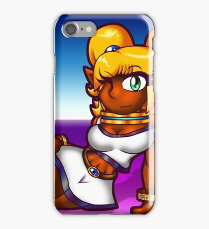 Fantasy Elf Pin-Up iPhone Case/Skin