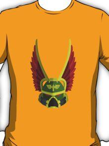 Dark Angel Helmet T-Shirt