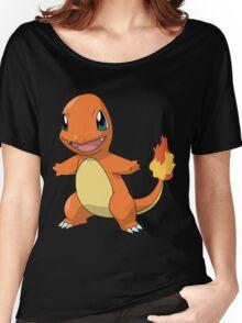 Charmander Cute Women's Relaxed Fit T-Shirt