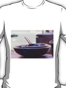 old wooden bowl T-Shirt
