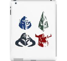 Eternal Crusade - White & Colour iPad Case/Skin