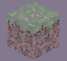 Minecraft Cube of Minecraft Kids Clothes