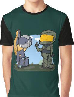Poor missunderstood grunt... Graphic T-Shirt