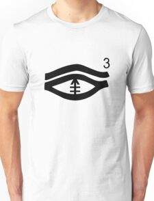 Hiii Power, TDE, Black Hippy, Kendrick Lamar, Eye 3 Unisex T-Shirt