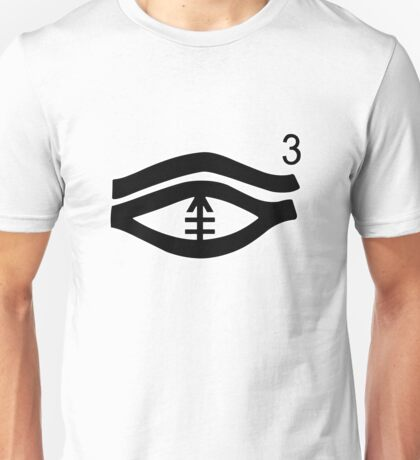 Hiii Power, TDE, Black Hippy, Kendrick Lamar, Eye 3 Unisex T-Shirt