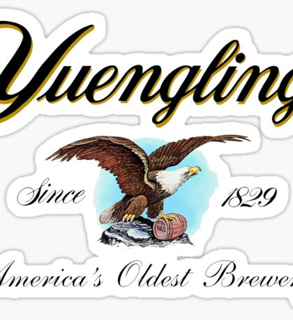yuengling Sticker