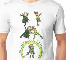 Zelda : Link fusion Unisex T-Shirt