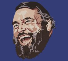 Brian Blessed by DebbieDoesDogs