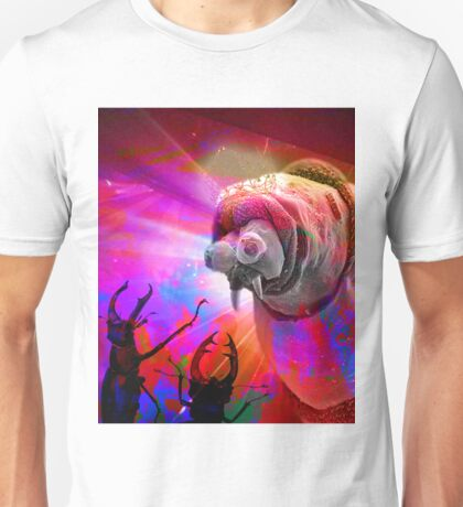 Are You Raving Mad? Unisex T-Shirt