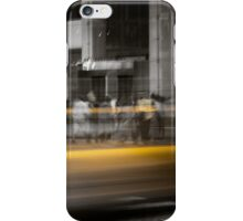 New York City Cab iPhone Case/Skin