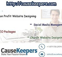 Church website design services - Nonprofit / Ministry Web Designing by cameronjames