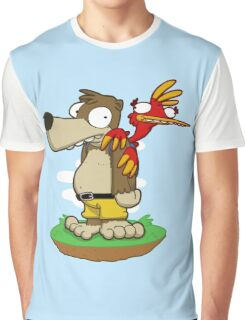 Banjer & Kazooper! Graphic T-Shirt