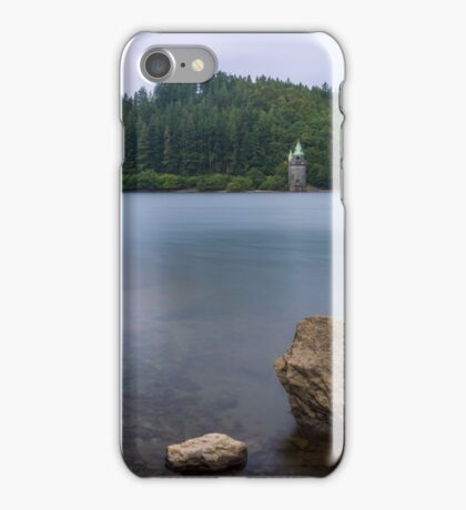 Lake Vyrnwy iPhone Case/Skin