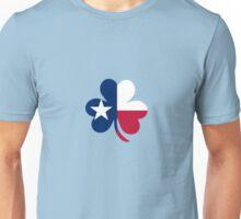 Texas Clover St. Patrick's Day Irish Texan Unisex T-Shirt