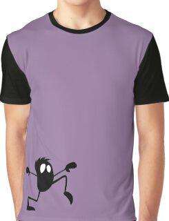 BadaBada - S is for Sneak Graphic T-Shirt