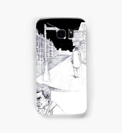 Graphic novel page Samsung Galaxy Case/Skin