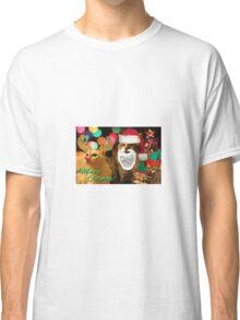 Meowy Catmas! Classic T-Shirt