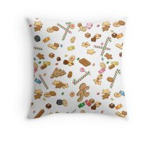 The sweetest time of the year Throw Pillow