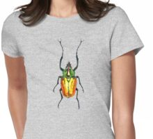 Theodosia perakensis transparent ground Womens Fitted T-Shirt