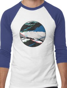 ※ Stormy Mountain ※ Men's Baseball ¾ T-Shirt