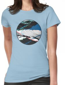 ※ Stormy Sea ※ Womens Fitted T-Shirt