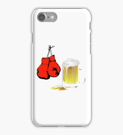 Punch Drunk iPhone Case/Skin