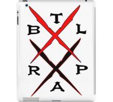 BTL RAP Cross Bolts Tee iPad Case/Skin