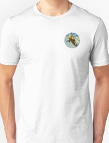 Sea King helicopter fly over Unisex T-Shirt