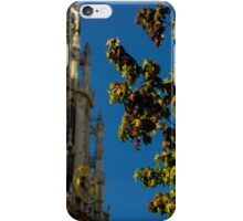 Old Cathedral Between the Trees - Travel Photography iPhone Case/Skin