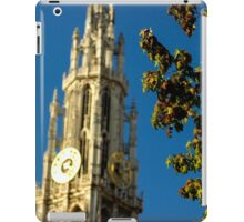 Old Cathedral Between the Trees - Travel Photography iPad Case/Skin
