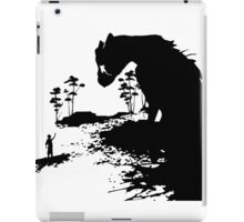 The Last Guardian PS4  iPad Case/Skin