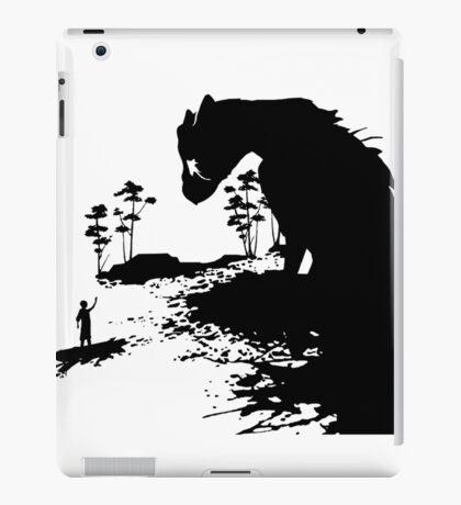 The Last Guardian PS4  iPad Case/Skin