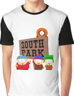 south park south park cartman stan kenny kyle t shirts Graphic T-Shirt