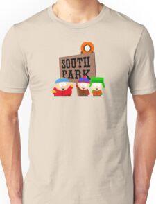 south park south park cartman stan kenny kyle t shirts Unisex T-Shirt