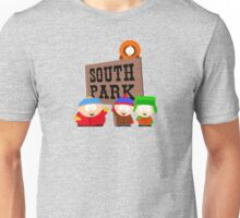 south park south park cartman stan kenny kyle t shirts Unisex T-Shirt
