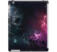 Cool galaxy and space iPad Case/Skin