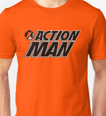 action man Unisex T-Shirt